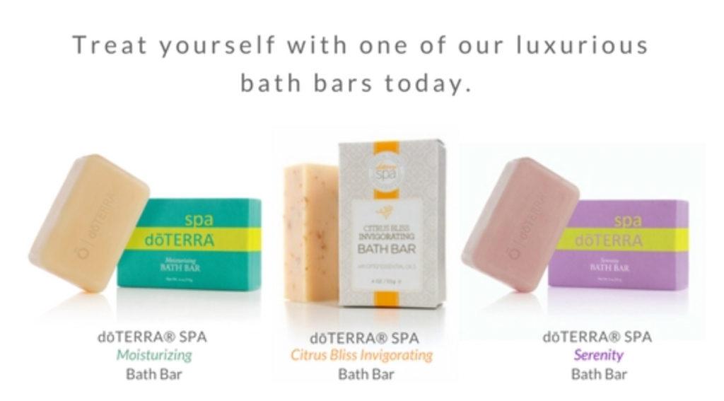 Spa Bath Bars