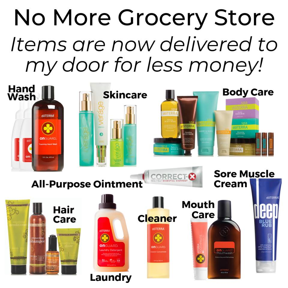 No More Grocery Store!